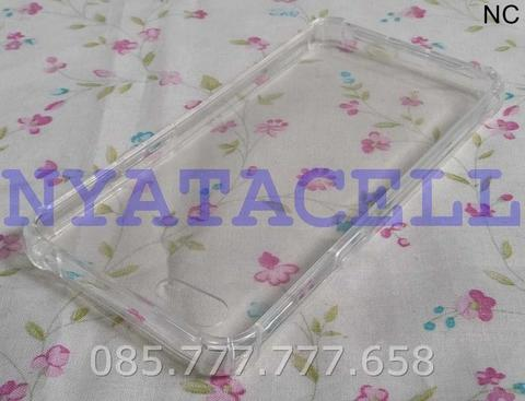 Case Anticrack Fiber Oppo A71 /Anti Crack Knock Shock - Bening