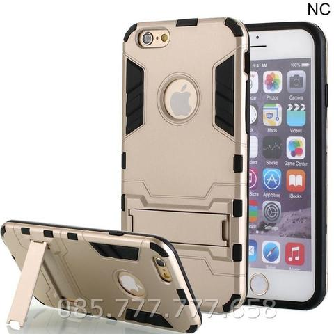 Case Robot Rugged Armor Iphone 5 5S SE Hard Cover Rubber Casing