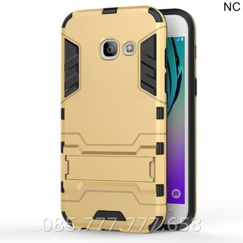 Case Robot Rugged Armor Samsung A3 2017 A320 Hard Cover Rubber Casing