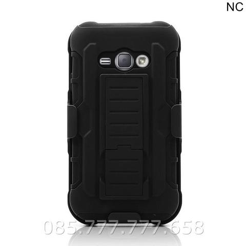Case Stand Holster Belt Clip Samsung J1 Ace J110 Full Armor Future