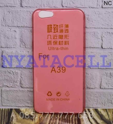Case Ultrathin Oppo A57 /Softcase Silikon Soft Cover Ultra Thin Casing