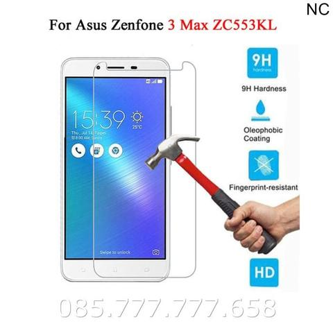 Tempered Glass Asus Zenfone 3 Max 5