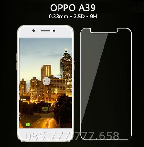 Tempered Glass Oppo A39