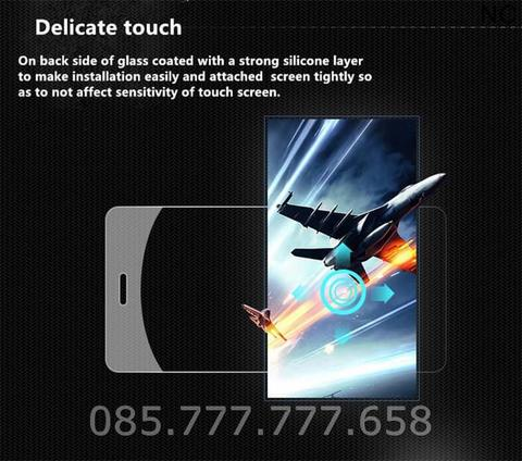 Tempered Glass Smartfren Andromax L Screen Protector Anti gores Kaca
