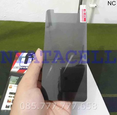 Tempered Glass Spy Oppo A39 Anti Gores Kaca Privacy Gelap Neo 10