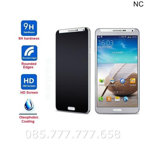 Tempered Glass Spy Samsung Galaxy Note 2 Anti Gores Kaca Privacy Gelap