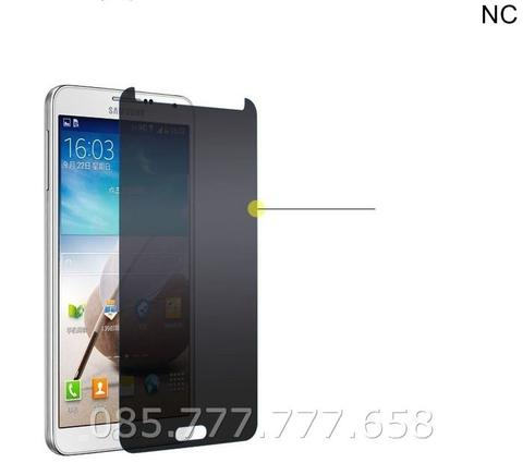 Tempered Glass Spy Samsung J2 J200 Anti Gores Kaca Privacy Gelap 2015