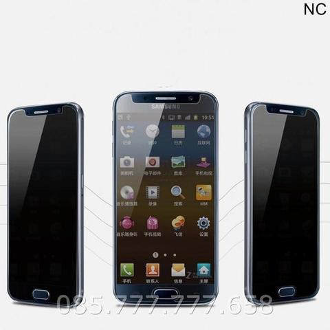 Tempered Glass Spy Samsung J7 Prime Anti Gores Kaca Privacy Gelap