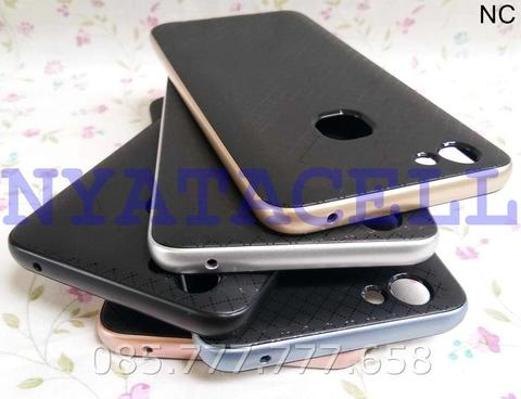100% ORIGINAL Case Delkin Vivo V7+ Plus/Soft Carbon +Bumper Neo Hybird