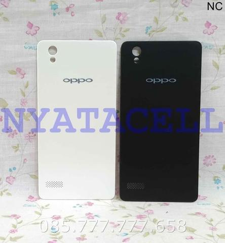Back Door Oppo Mirror 5 A51 Backdoor/Tutup/Casing Belakang/Case - Hitam