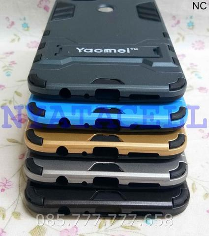 Case Robot Oppo F5 /Hard/Transformer/Hybird/spigen/Iron Man