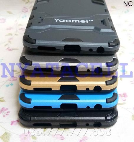 Case Robot Rugged Armor Vivo V7 /Hard Cover Rubber Casing