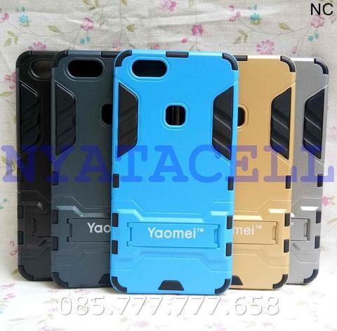 Case Robot Vivo V7 /Hard/Transformer/Hybird/spigen/Iron Man