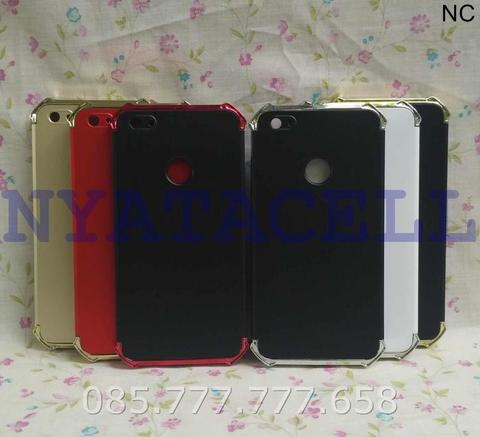 Fell Case Anticrack Xiaomi Redmi Note 5A Prime /3In1 Chrome/Hard/Ipaky