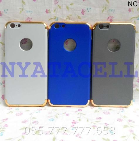 Original Case 3 In 1 Chrome Iphone 6+ Plus/Luxury New Generation Ipaky