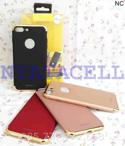 Original Case 3 In 1 Chrome Iphone 7+ Plus/Luxury New Generation Ipaky