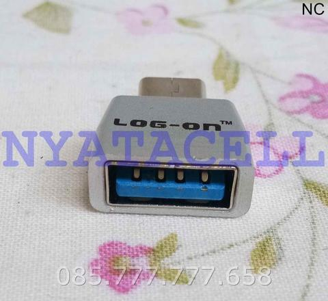 OTG Log On Type C USB LO-OT05 /Adapter/Converter Type-C Android