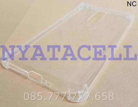 Soft Case Anticrack Nokia 5 /Soft Hard Casing Cover Clear