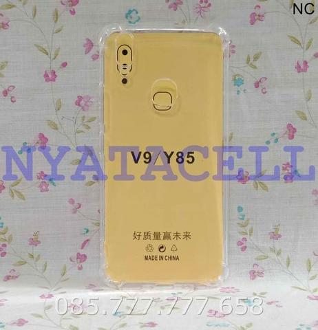 Soft Case Anticrack Vivo V9 Y85 /Anti Crack Knock Shock Tpu New
