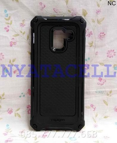 Spigen Capsule Samsung Galaxy A5 2018 A530 /Case/Rugged Armor/Carbon