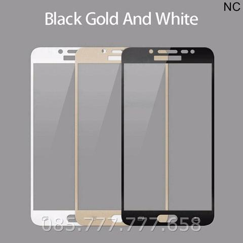 Tempered Glass Full 3D Samsung Grand Prime/Plus Curved Warna