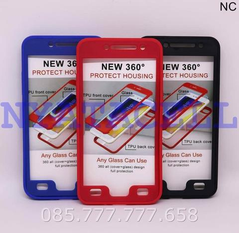 Case 360 Auto Focus Samsung J2 Prime Protection/Acrylic/Full Body