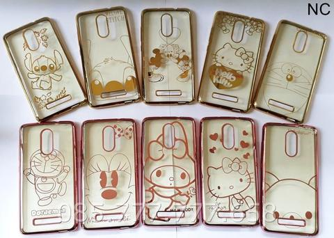 Case Chrome Disney All Type/Soft/Ultrathin/Karakter/TPU/Silikon