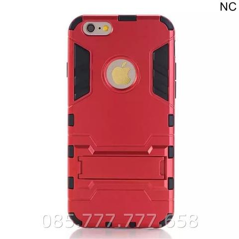 Case Robot Rugged Armor Iphone 7 4.7 Hard Cover Rubber Casing