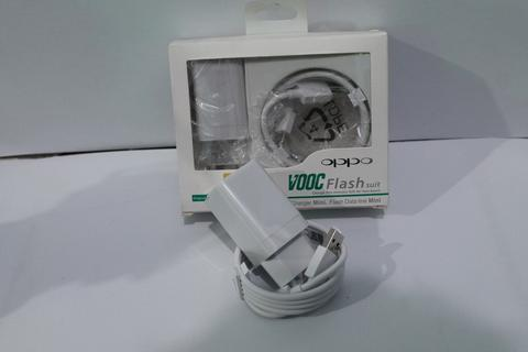Charger Oppo VOOC Flash Charge Original 100% AK779GB 4A