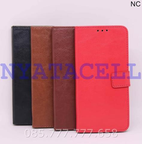 Flip Cover Wallet Oppo F5 /Leather/Flipcase/Cover/Dompet