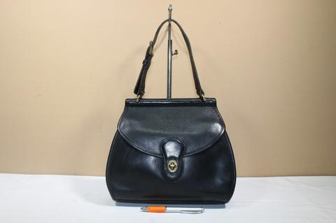 Tas wanita branded COACH C386 Vintage handbag made in USA second original db95f09e83