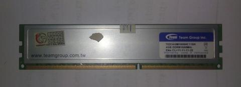 RAM/MEMORY PC TEAM ELITE DDR3-1600 (PC3-12800) 4GB [MALANG]