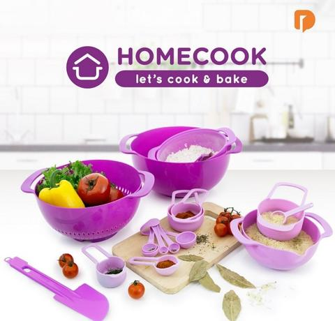 """homecook let""""s cook & bake"""