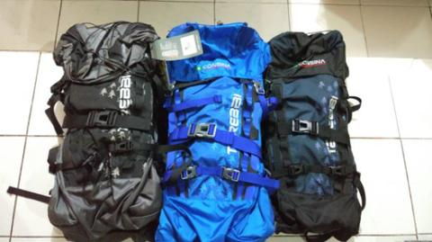 Consina Products (daypack / slingbag / carries / apparel