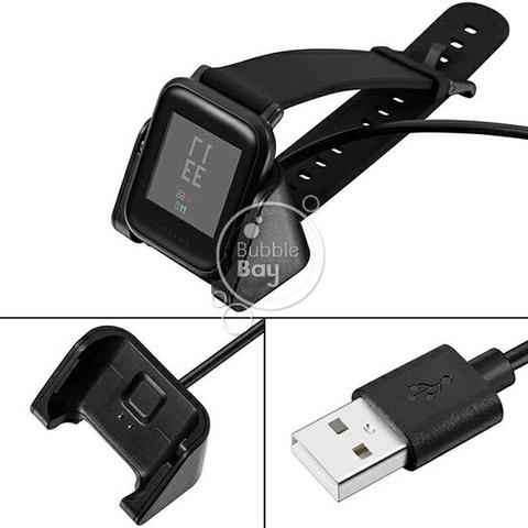 Dock Charger Portable Spare for Xiaomi Huami Amazfit BIP LITE YOUTH