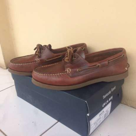 Terjual Sepatu Leather Orca Bay Loafer   Slip on  58658d1009