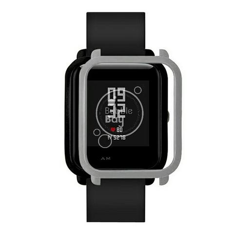 SIKAI Bumper Shell Case Screen Protector Xiaomi Amazfit BIP LITE YOUTH