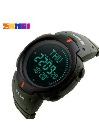 SKMEI Compass 1231 Original Jam Tangan Pria Sport Anti Air 50M