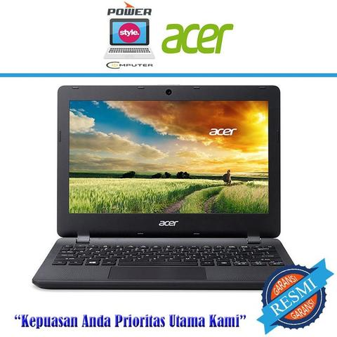 ACER ES1 132 - N3350- 2GB- 500GB- WIN10- 11.6HD