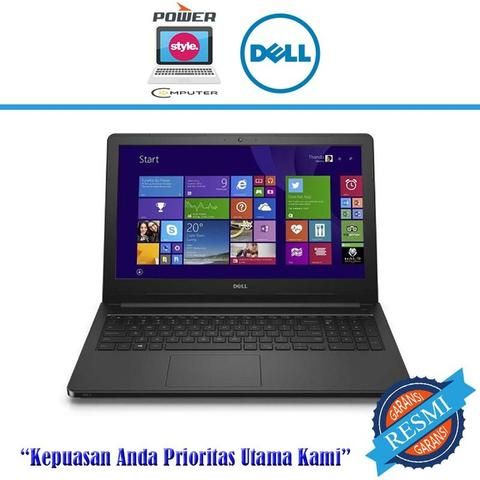 DELL INSPIRON 15 3000 SERIES 3567 - I3 6006U- 4GB- 1TB- DOS- 15.6HD
