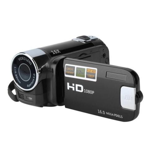 Gift 2.7 Inch Tft Lcd Full Hd 720P Digital Video Camcorder 16X Zoom Dv Camera - intl