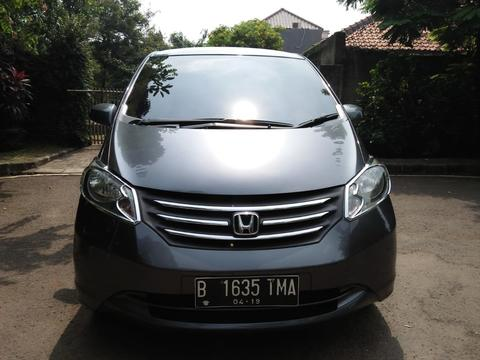Honda Freed PSD 2010 Grey Istimewa