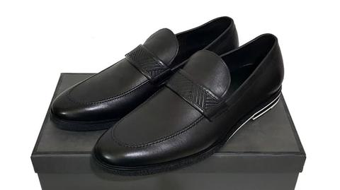 Loafer Leather Shoes PM-319 PEDRO SHOES