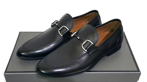 Loafer Leather Shoes PM-320 PEDRO SHOES