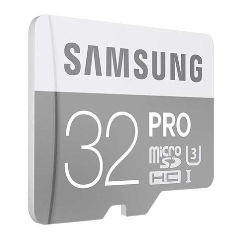Memory Samsung 32GB PRO Micro SD Class 10 Evo Plus SDHC Card With SD Adapter