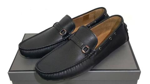 Moccasins Leather Shoes PM-321 PEDRO SHOES