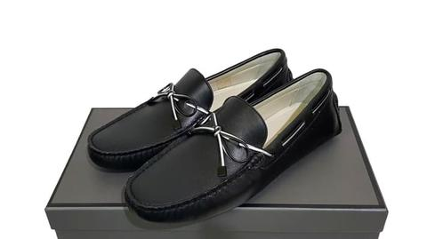 Moccasins Leather Shoes PM-328 PEDRO SHOES