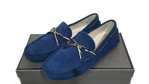 Moccasins Leather Shoes PM-333 PEDRO SHOES