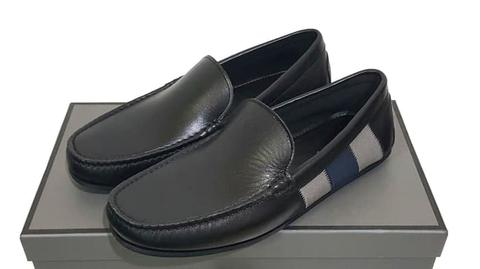 Moccasins Leather Shoes PM-336 PEDRO SHOES