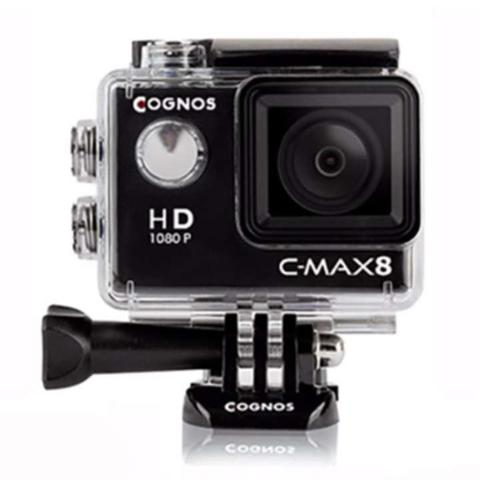 Onix COGNOS Action Camera 1080p CYGNUS - 12MP - HITAM